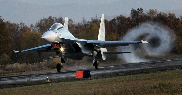 Su-30M2 stanowi propozycję modernizacyjną Su-30, rosyjskiego wielozadaniowego samolota bojowego. - Sputnik Polska