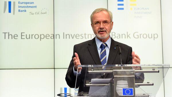 Europejski Bank Inwestycyjny - Sputnik Polska