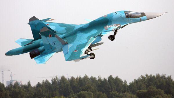 Су-34 - Sputnik Polska