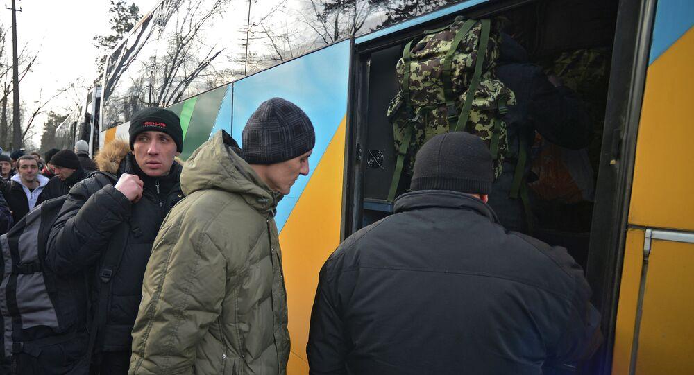 Mobilizacja do ukraińskiej armii
