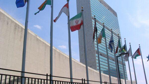 Siedziba ONZ - Sputnik Polska