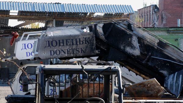 Sytuacja w Doniecku - Sputnik Polska