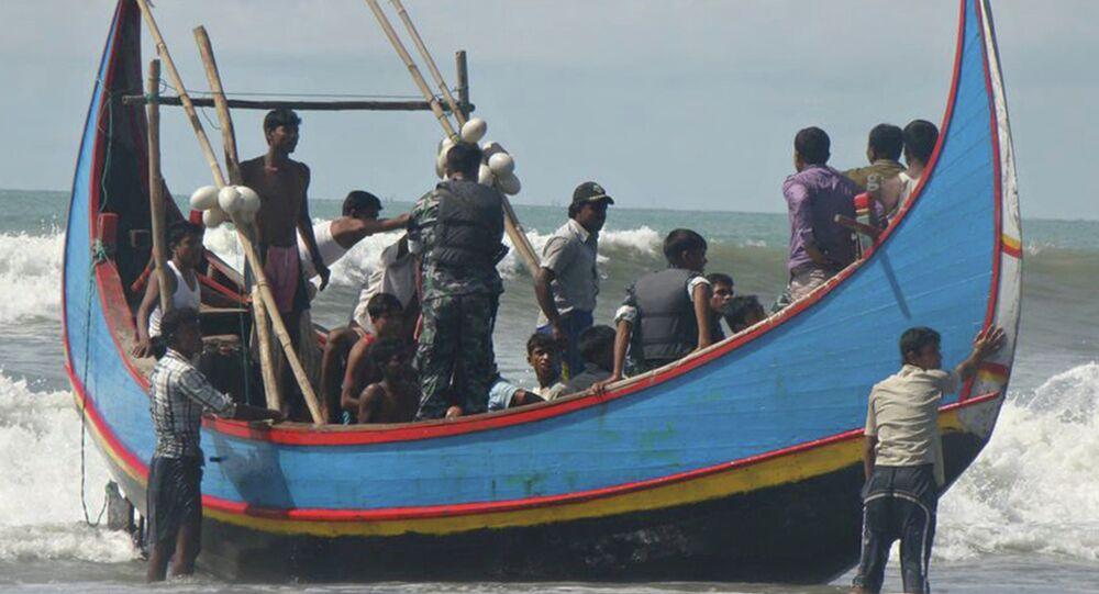 Uchodźcy Rohingja
