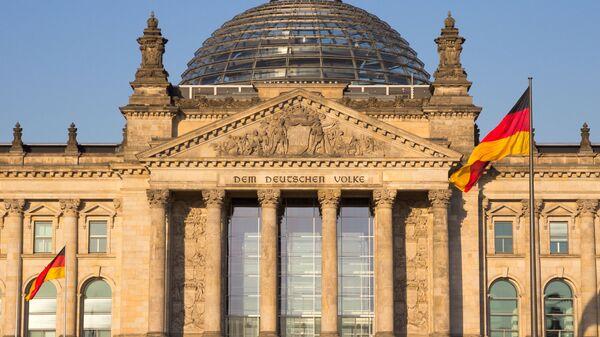 Bundestag w Berlinie - Sputnik Polska