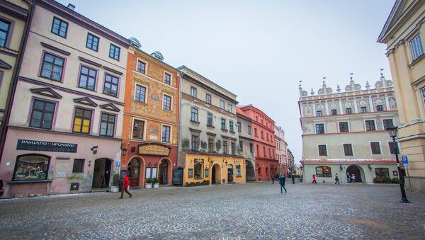Lublin - Sputnik Polska
