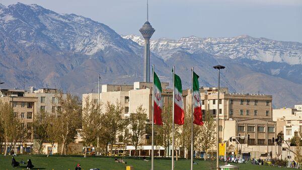 Teheran (Iran) - Sputnik Polska