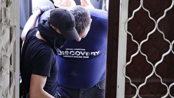 Jewgienij Panow, zatrzymany na Krymie i oskarżony o dywersję - Sputnik Polska