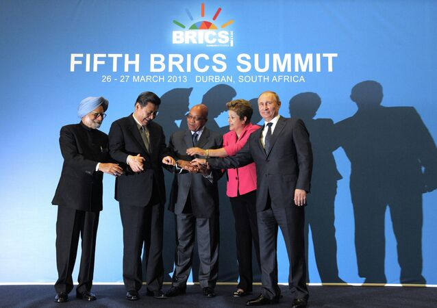 The Fifth BRICS leaders' summit in Durban, South Africa