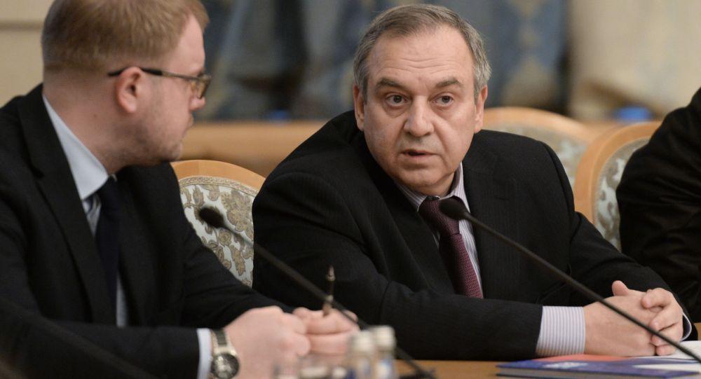 Georgij Muradow - wicepremier Krymu