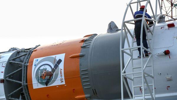 Rakieta nośna Sojuz-2.1a - Sputnik Polska