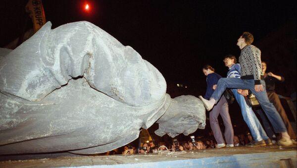 Pucz sierpniowy 1991 r.  - Sputnik Polska