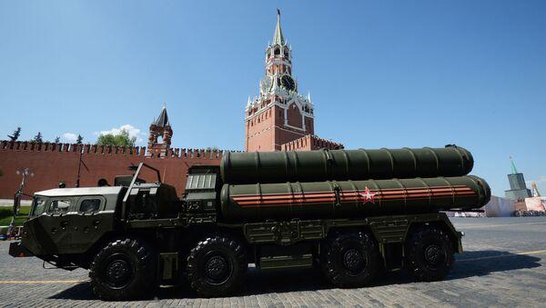 S-400 Triumf - Sputnik Polska