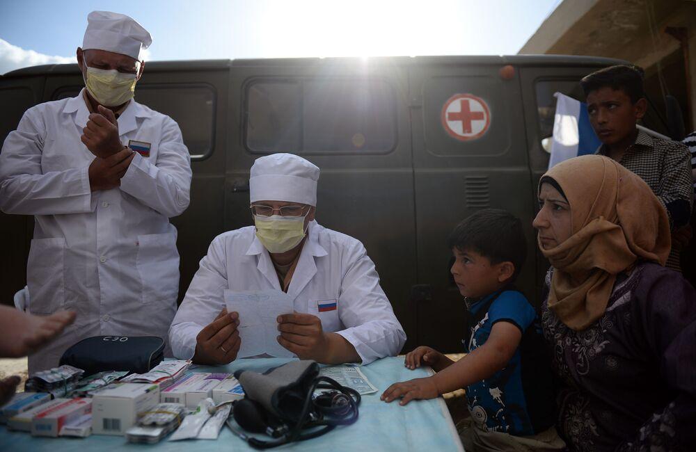 Medycy Centrum Pojednania w maju udzielili pomocy lekarskiej 62 mieszkańcom Kaukabu.