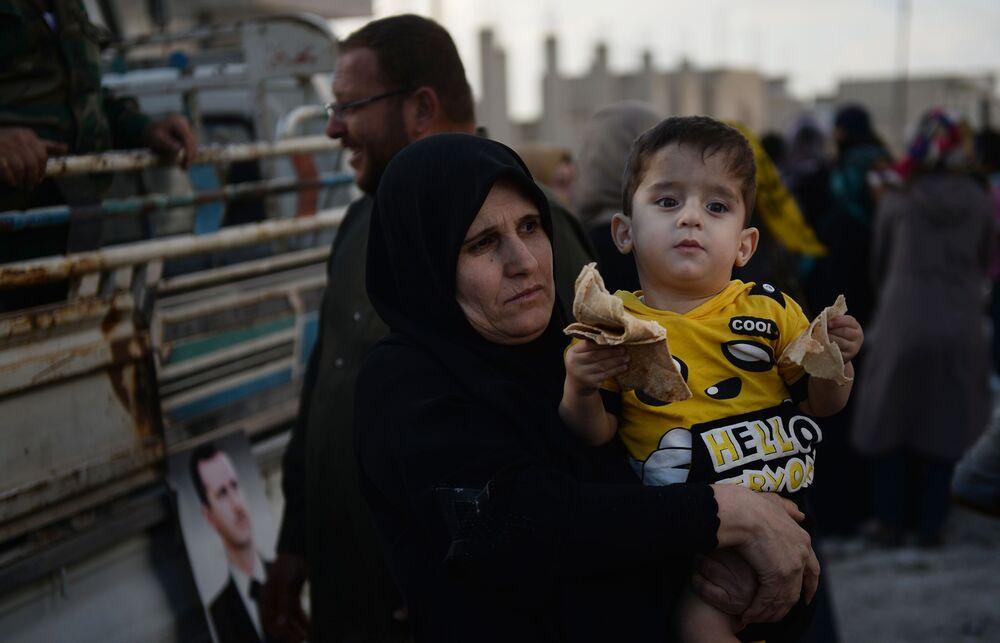 Według danych ONZ tylko w syryjskim Aleppo pomocy humanitarnej potrzebuje około 2 miliony ludzi.