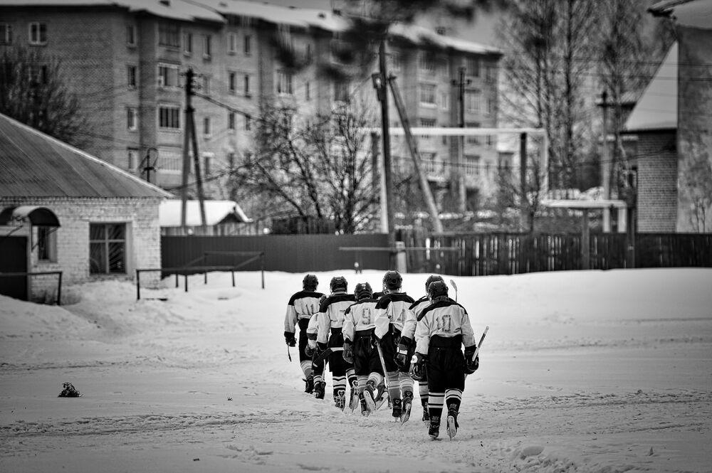 Drużyna hokejowa Wetługa