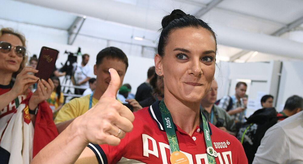 Jelena Isinbajewa.