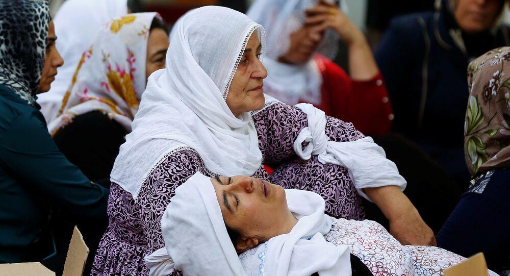 Zamach w tureckim mieście Gaziantep