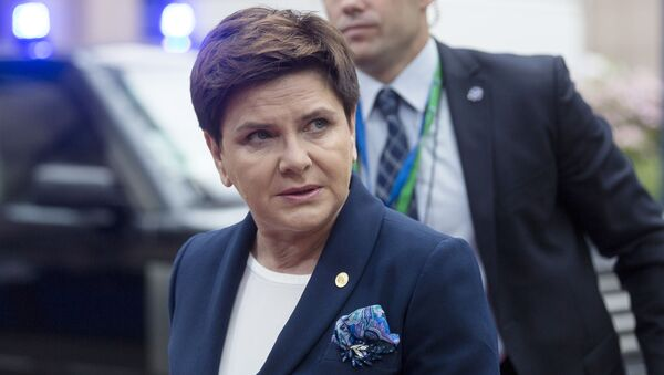 Beata Szydło - Sputnik Polska