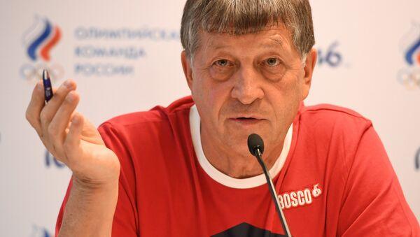Szef rosyjskiej delegacji na Olimpiadzie w Rio de Janeiro Igor Kazikow. - Sputnik Polska
