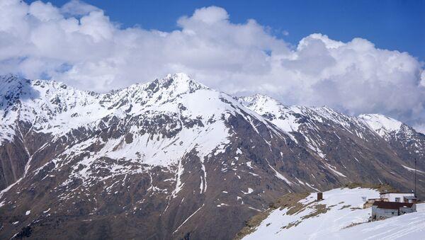 Elbrus. - Sputnik Polska