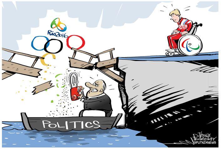 Paraolimpiada: Co ma piernik do wiatraka?