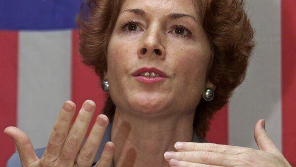 Ambasador USA na Ukrainie, Maria Jowanowicz. - Sputnik Polska