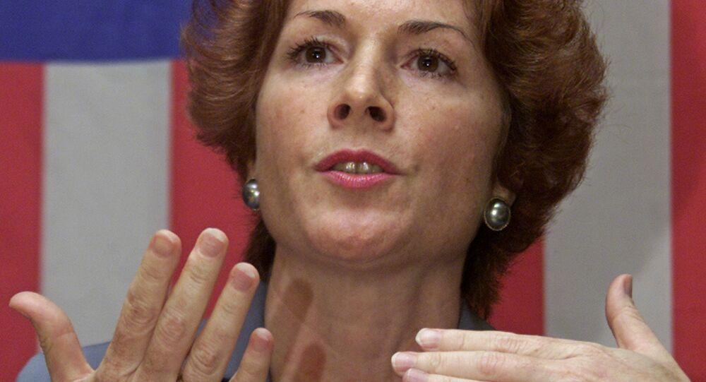 Nowa ambasador USA na Ukrainie, Maria Jowanowicz.