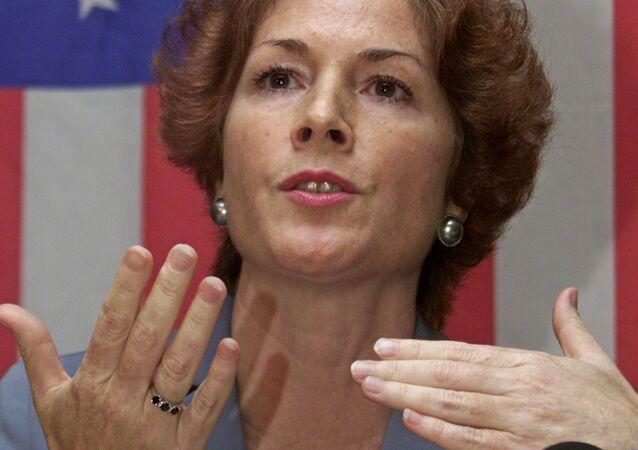 Ambasador USA na Ukrainie, Maria Jowanowicz.