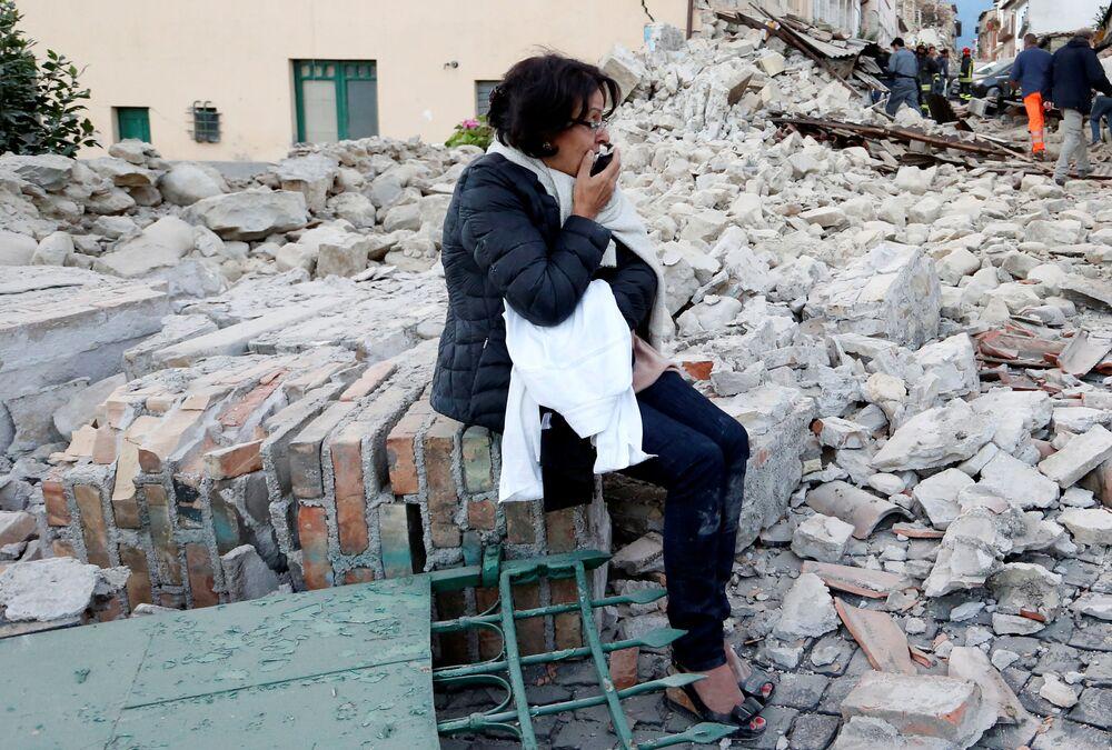 Sejsmolodzy dopuszczają możliwość wystąpienia kolejnych trzęsień ziemi o magnitudzie 6.0.
