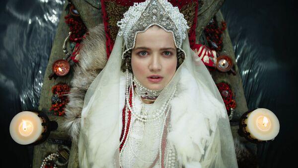 Kadr z filmu Smok - Sputnik Polska