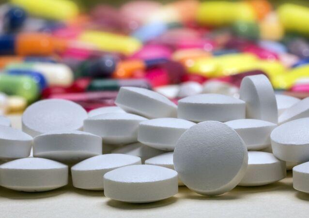 Zachodnie koncerny przetestują leki na Ukraińcach