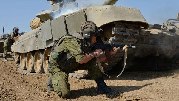 Niezapowiedziana inspekcja gotowości bojowej rosyjskiej armii - Sputnik Polska