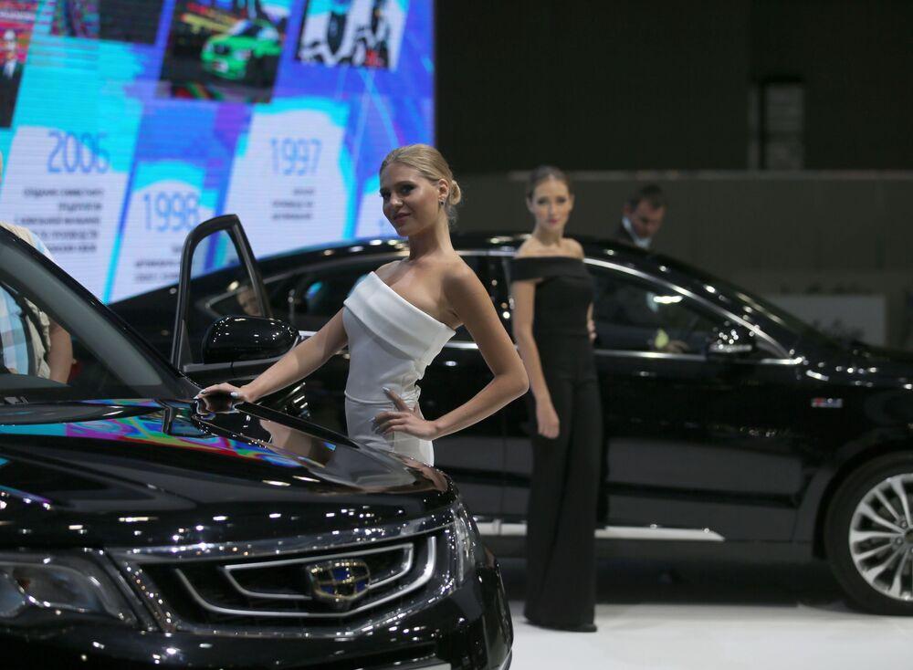 Międzynarodowa Wystawa Samochodowa - 2016 w Moskwie