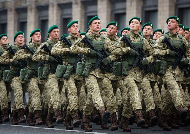 Nowe umundurowanie Sił Zbrojnych Ukrainy