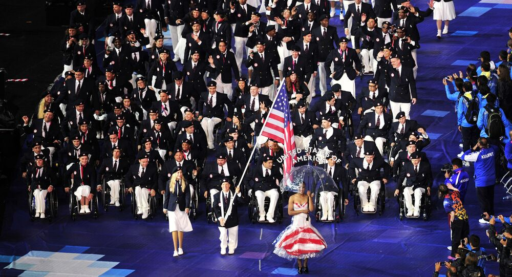Amerykańska reprezentacja na Paraolimpiadzie w Londynie