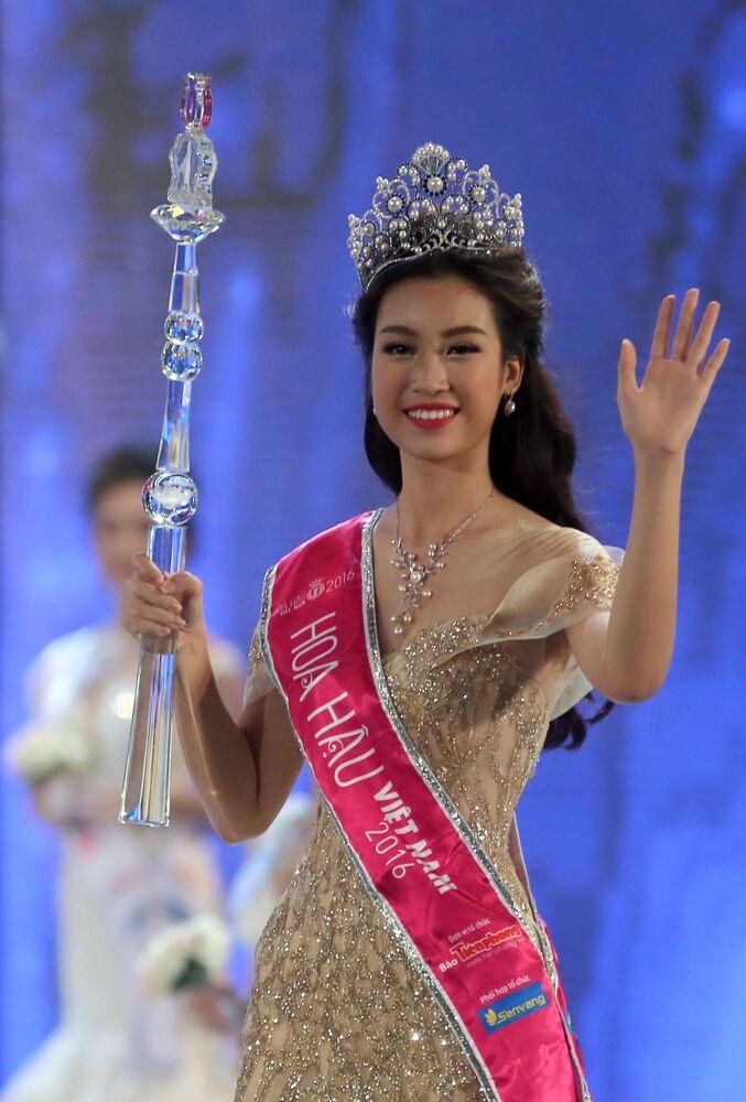 Miss Wietnam 2016 Do My Linh