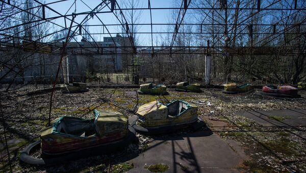 Zdjęcie z czarnobylskiej strefy wykluczenia - Sputnik Polska