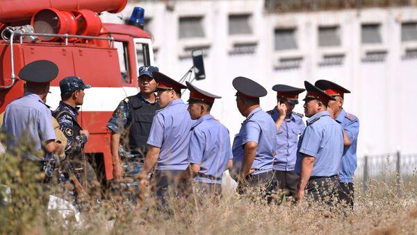 Wybuch pod budynkiem ambasady Chin w Kirgistanie. - Sputnik Polska