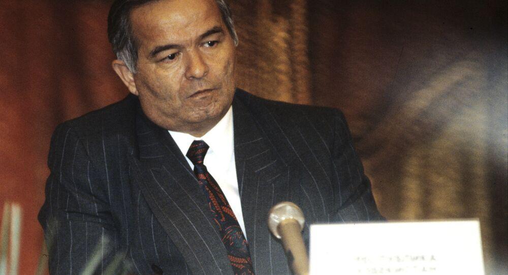 Islam Karimow