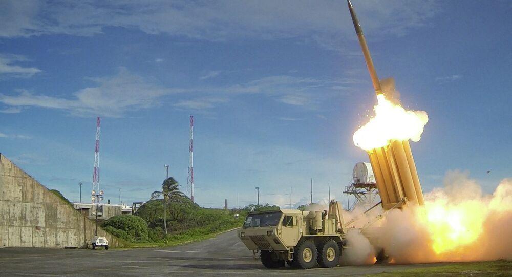 System obrony przeciwrakietowej