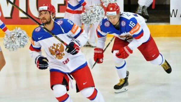 Reprezentacja Rosji w hokeju na lodzie - Sputnik Polska