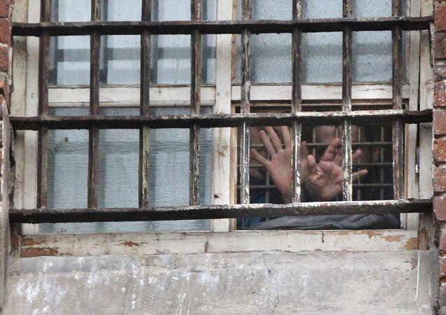Więzienie.