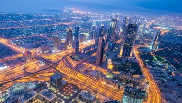 Dubaj - Sputnik Polska