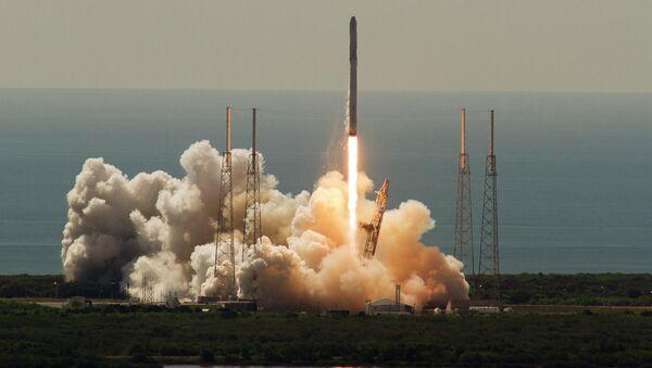 Floryda, start rakiety SpaceX - Sputnik Polska