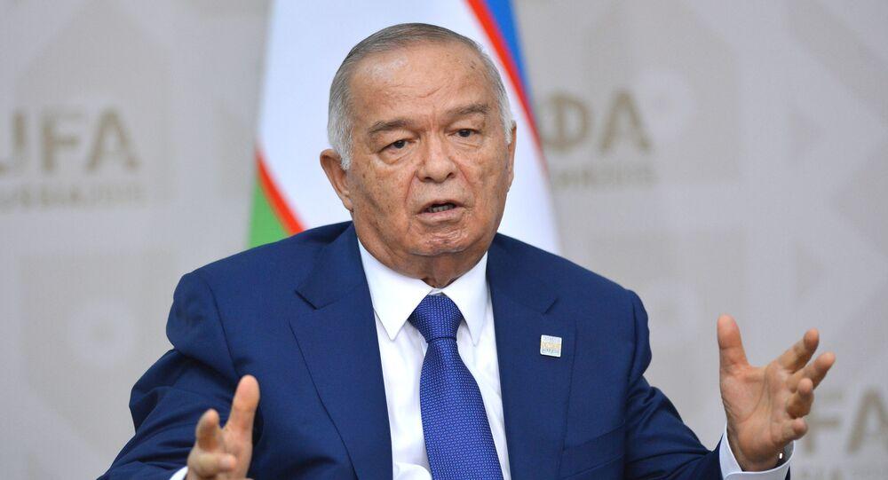 Prezydent Uzbekistanu Islam Karimow