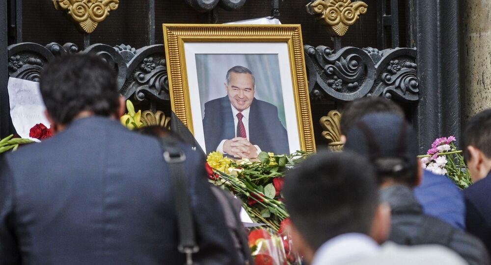 Śmierć prezydenta Uzbekistanu Islama Karimowa