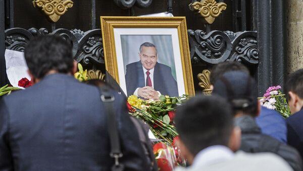 Śmierć prezydenta Uzbekistanu Islama Karimowa - Sputnik Polska