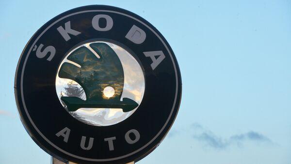 Logo Skoda - Sputnik Polska