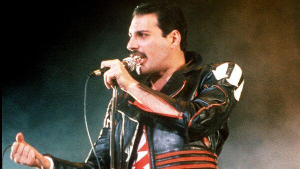 Brytyjski wokalista Freddie Mercury - Sputnik Polska
