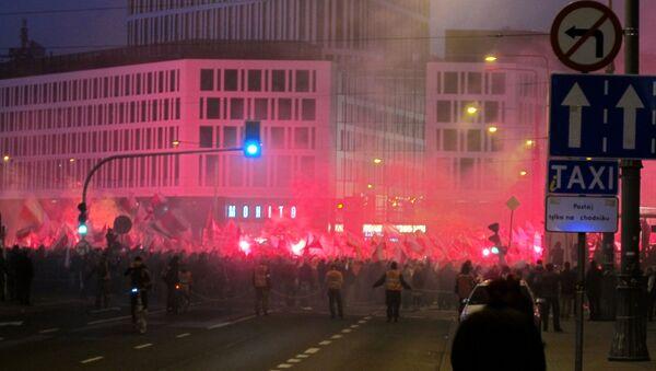 Polska. Warszawa. 11 listopada - Sputnik Polska